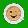 CoffeeMoji - Coffee Lover Emoji & Stickers coffee lover gamertag