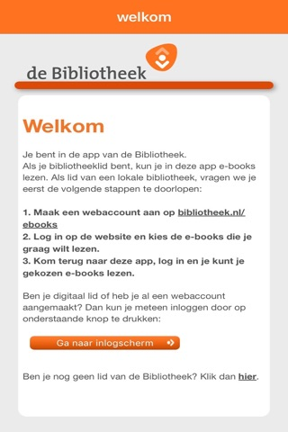 Bibliotheek screenshot 3