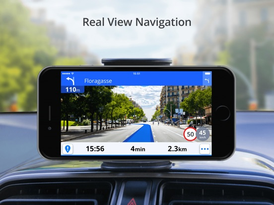 Screenshot #5 for Sygic Europe - GPS Navigation