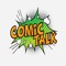 download Comic Lover Stickers