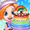 Rainbow Desserts Cooking Shop!