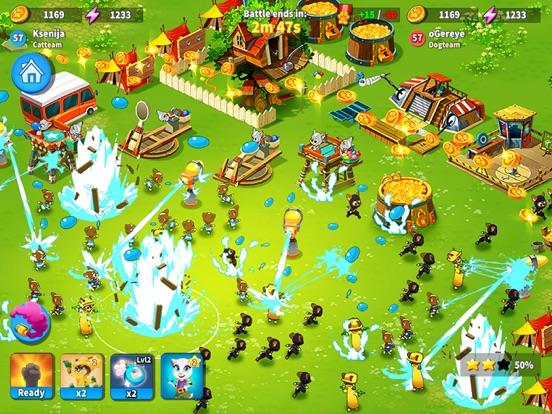 Говорящий Том: водная битва Скриншоты11
