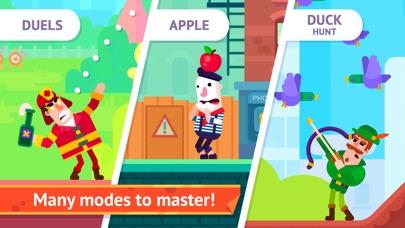 Bowmasters (Ad Free) screenshot 5