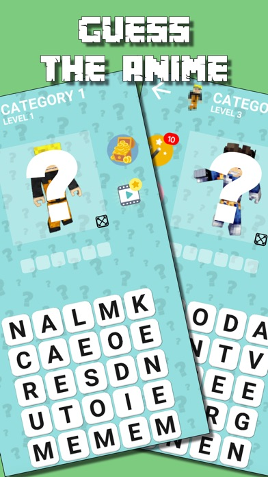 Anime Character Quiz App Answers : App shopper guess the anime character quiz games