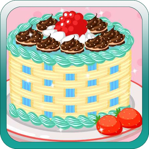 cooking games - make tasty Cake