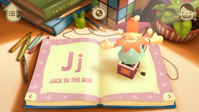 ABC Book 3D: Learn English screenshot 1