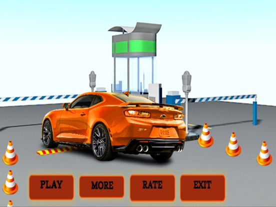 Modern Speed Car Parking City screenshot 5