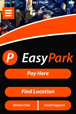 EasyPark Parking screenshot 1