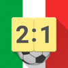 Live Scores for Serie A, B Italy 2017 / 2018 App