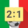 Resultados ao Vivo de Serie A Itália 2017/2018 App