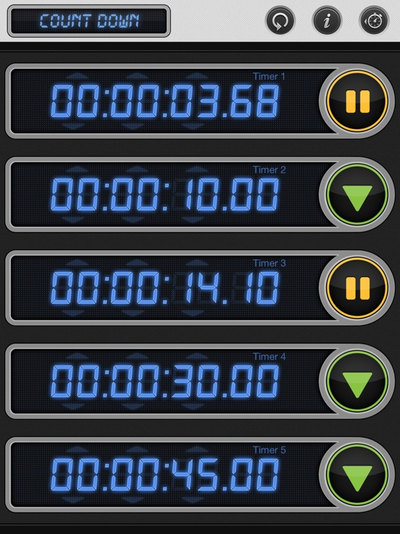 Stopwatch Timer: Gym, Workout Screenshot