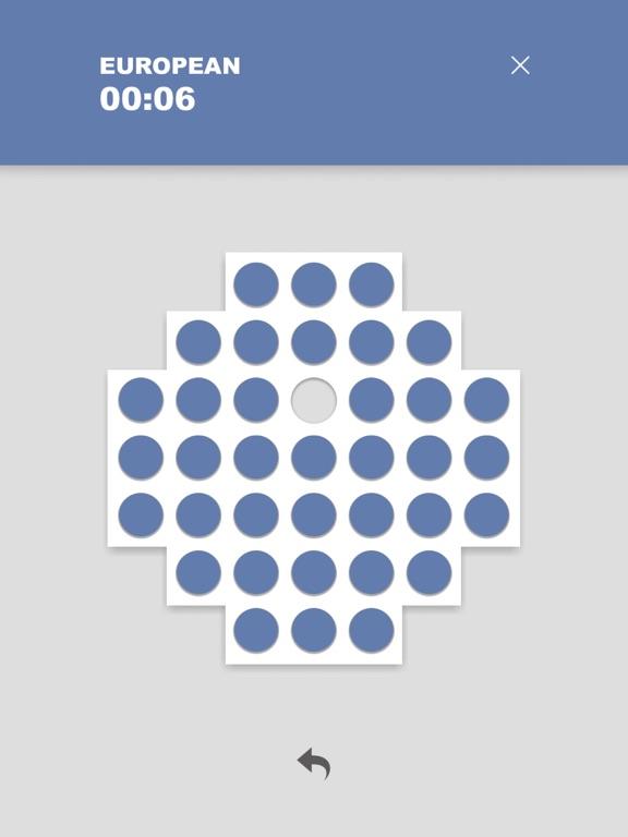 Скачать Peg Solitaire - Board Puzzle