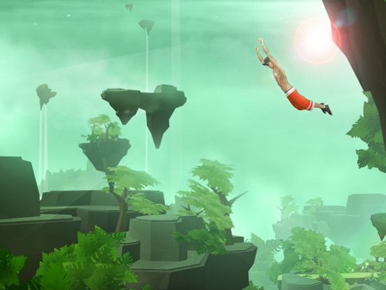 Sky Dancer: Free Falling Screenshots
