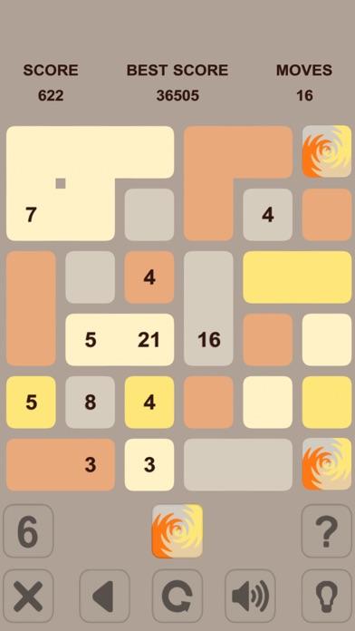 Blocks Numbers Puzzle Скриншоты5