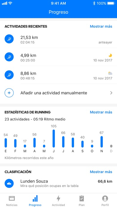download Runtastic: Correr y caminar apps 1