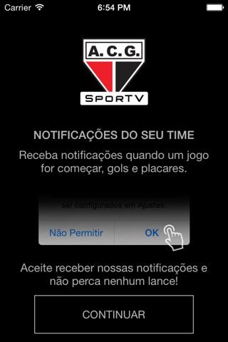 Atlético-GO  SporTV screenshot 2