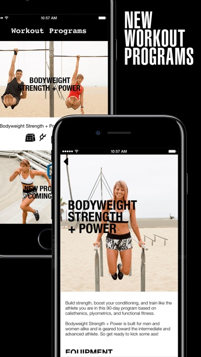 12 Minute Athlete HIIT Workouts Screenshots