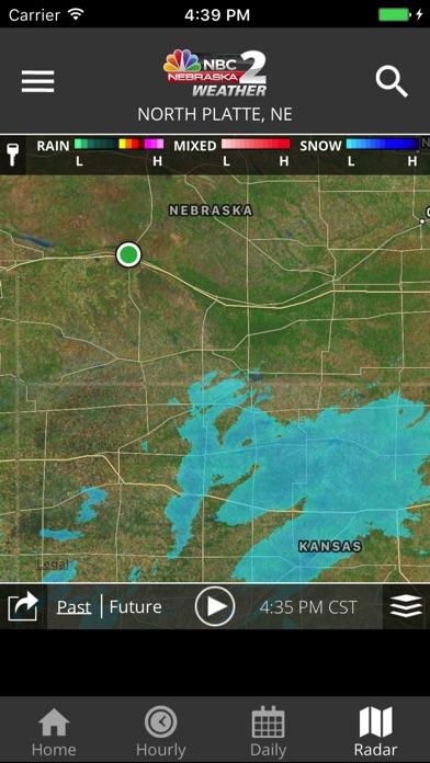 KNOP News 2 WeatherScreenshot of 4