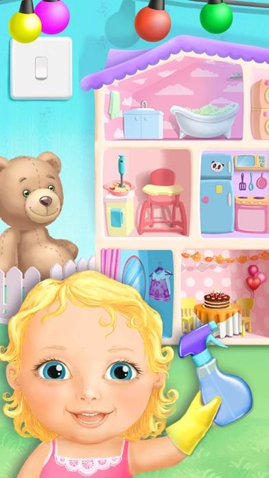 Кукольный домик малышка