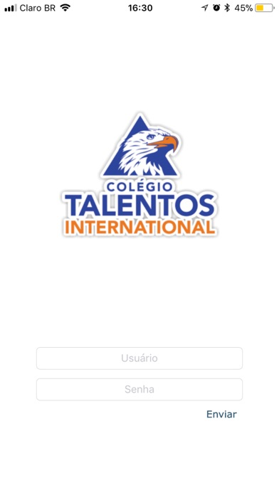 Talentos International screenshot 1