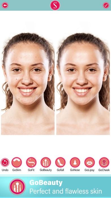 GoSexy - Face and Body Editor Screenshots
