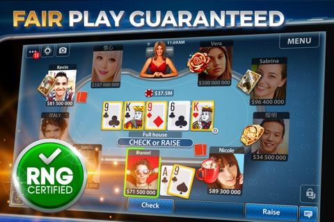 Texas Holdem Poker: Pokerist screenshot 1