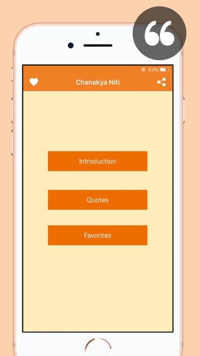Chanakya Niti - Quotes English screenshot 1