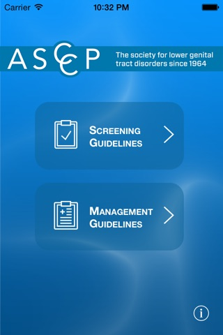 ASCCP Mobile screenshot 1