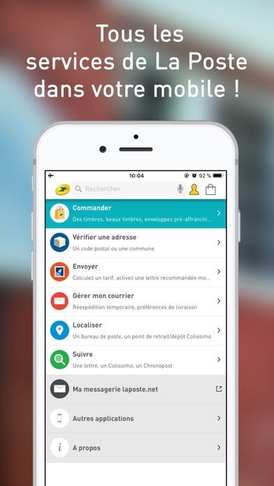 download La Poste - Services Postaux apps 1