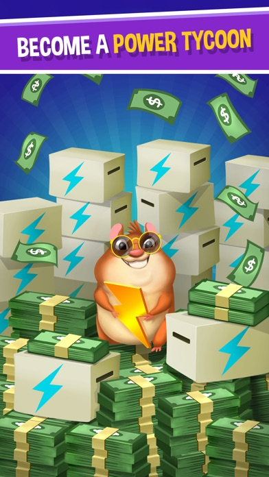 Tiny Hamster : Clicker Game screenshot 1