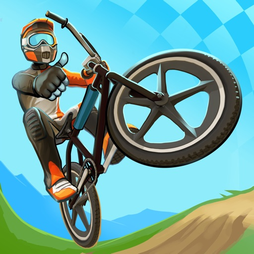 Mad Skills BMX 2 app for ipad