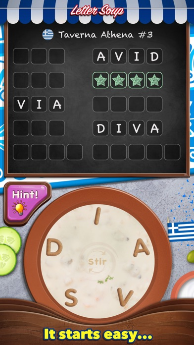 Letter Soup Screenshot