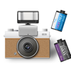 EIGHTIVE DESIGN, Inc. - EE35 フィルムカメラ アートワーク