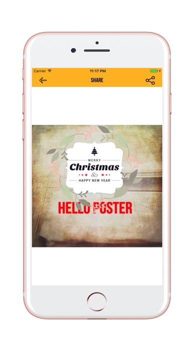 poster designer poster maker ad flyer design app. Black Bedroom Furniture Sets. Home Design Ideas