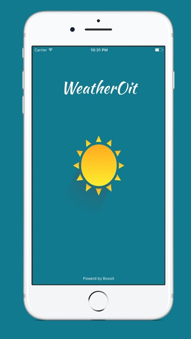 Weatheroit screenshot 1
