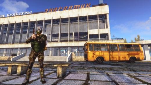 Radiation City Screenshots