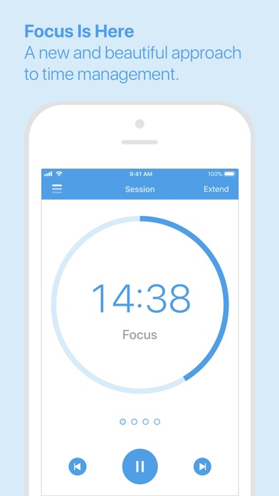 Focus - Productivity Timer Screenshots