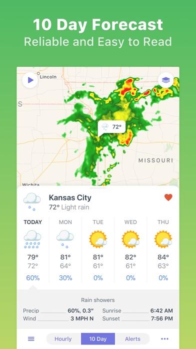 download Weather Atlas • Weather Radar apps 3