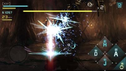 ICEY screenshot1