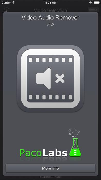Video Audio Remover - HD Screenshots