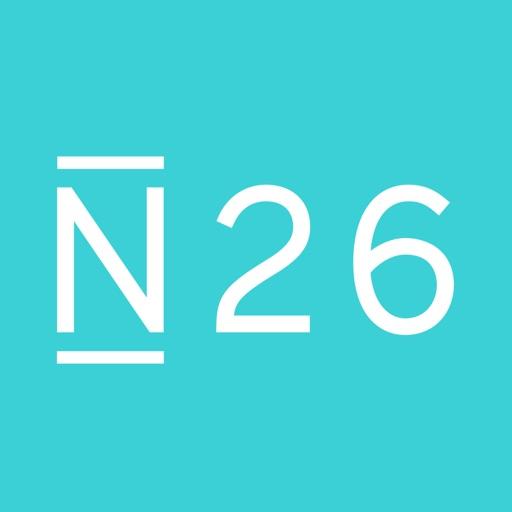 n26 la banca per smartphone per number26 gmbh. Black Bedroom Furniture Sets. Home Design Ideas