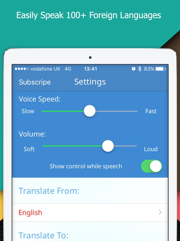 Screenshot #5 for Multi Translate Voice: Say It