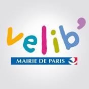 VELIB公式アプリ