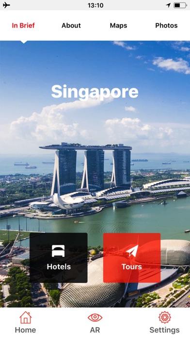 Singapour Guide de VoyageCapture d'écran de 1