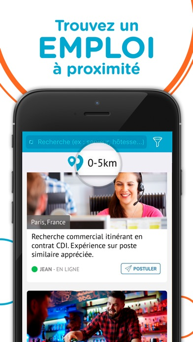 download CornerJob - Offres d'Emploi apps 2