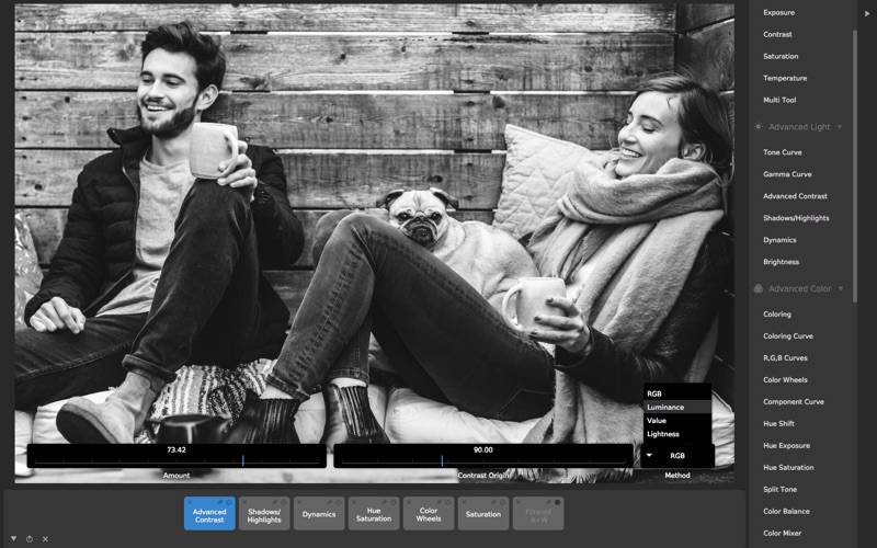 CameraBag RAW for Mac 3.0.210 激活版 – 图片处理软件-麦氪派