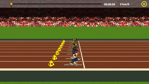 Live Running Simulator: Bringing Competitive Edge to Running Routines Image