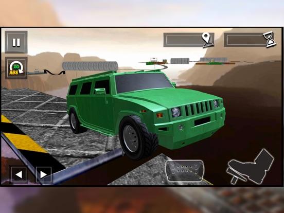 Impossible Car Stunt Track screenshot 7
