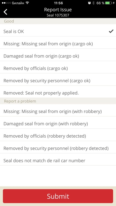 download Red Flag Cargo Security apps 0