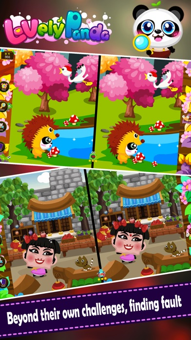 download lovely panda baby apps 3